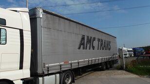 KÖGEL lowdeck curtain side semi-trailer