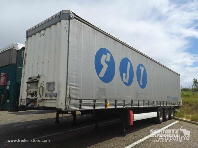 KRONE Standard curtain side semi-trailer