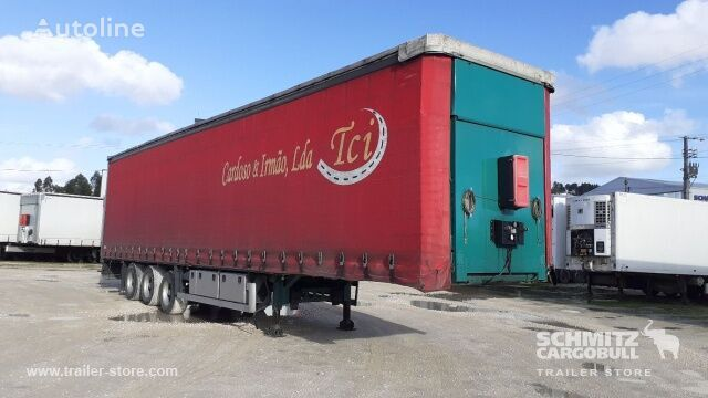LECI TRAILER curtain side semi-trailer