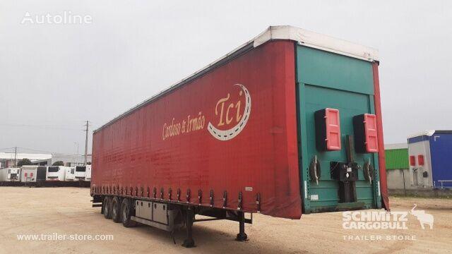 LECI TRAILER Curtainsider Standard curtain side semi-trailer