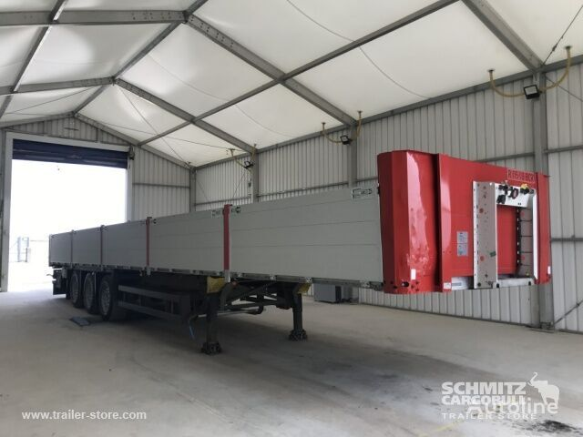 SCHMITZ CARGOBULL Curtainsider Standard curtain side semi-trailer