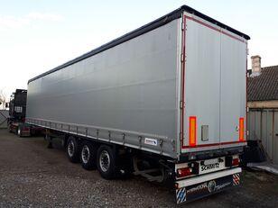 SCHMITZ CARGOBULL Podnoszomy dach standard  curtain side semi-trailer