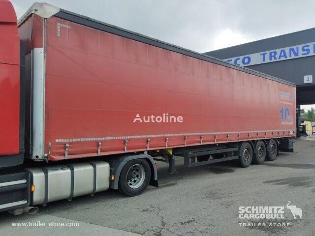 SCHMITZ CARGOBULL Standard curtain side semi-trailer