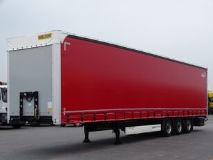 WIELTON CURTAINSIDER / MEGA / RELEASED POSTS / BDE / LIFTED ROOF / XL curtain side semi-trailer