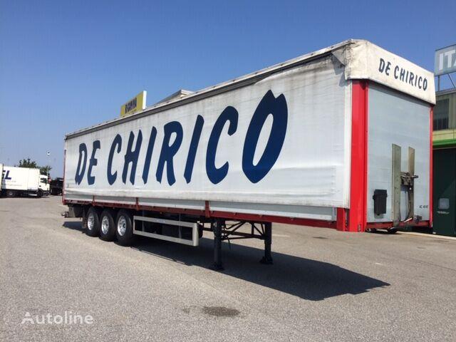 CARDI CENTINATO curtain side semi-trailer