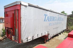 Dinkel 1540 curtain side semi-trailer