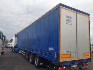 EMK MNS - 260,  Standart  curtain side semi-trailer