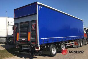 HANGLER SZS-H380 city gardintrailer  curtain side semi-trailer