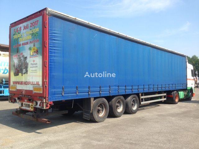 JUMBO AANSLUITING VOOR 'KOOIAAP' curtain side semi-trailer