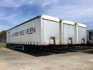 KELBERG S 40 - 3  curtain side semi-trailer