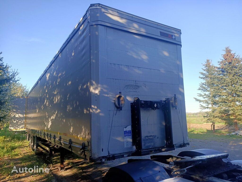 KÖGEL SN 24 curtain side semi-trailer