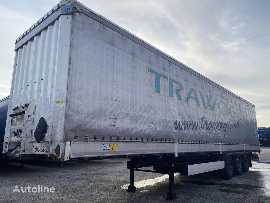KRONE N/A curtain side semi-trailer