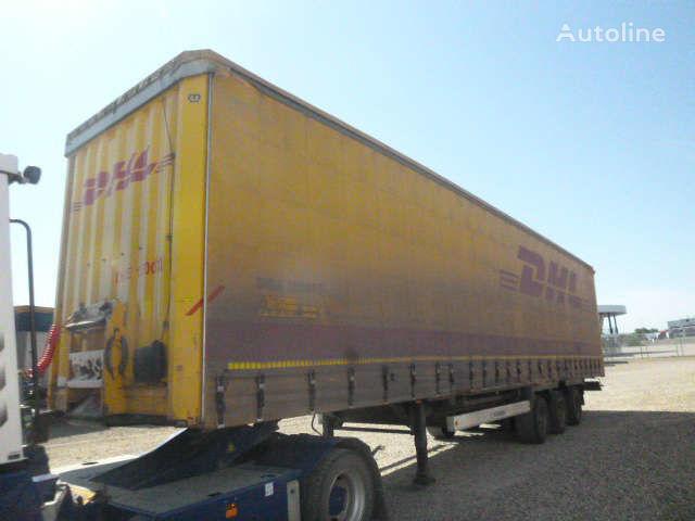 KRONE Profi Liner curtain side semi-trailer