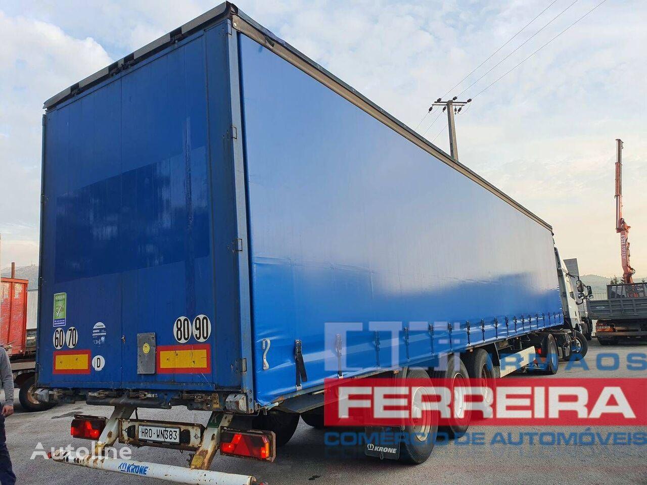 KRONE SD L785*03 curtain side semi-trailer
