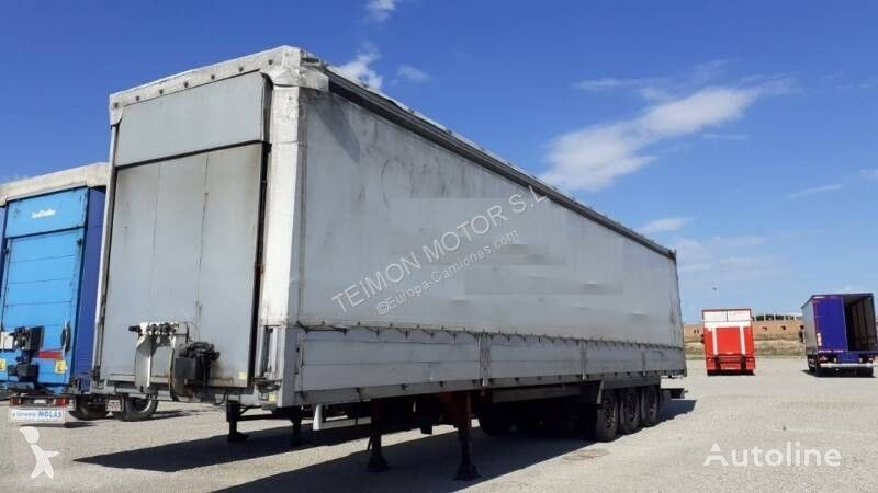 LECINENA SRG 3ED curtain side semi-trailer