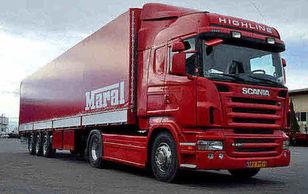 new Maral Trailer Semi Trailer  curtain side semi-trailer