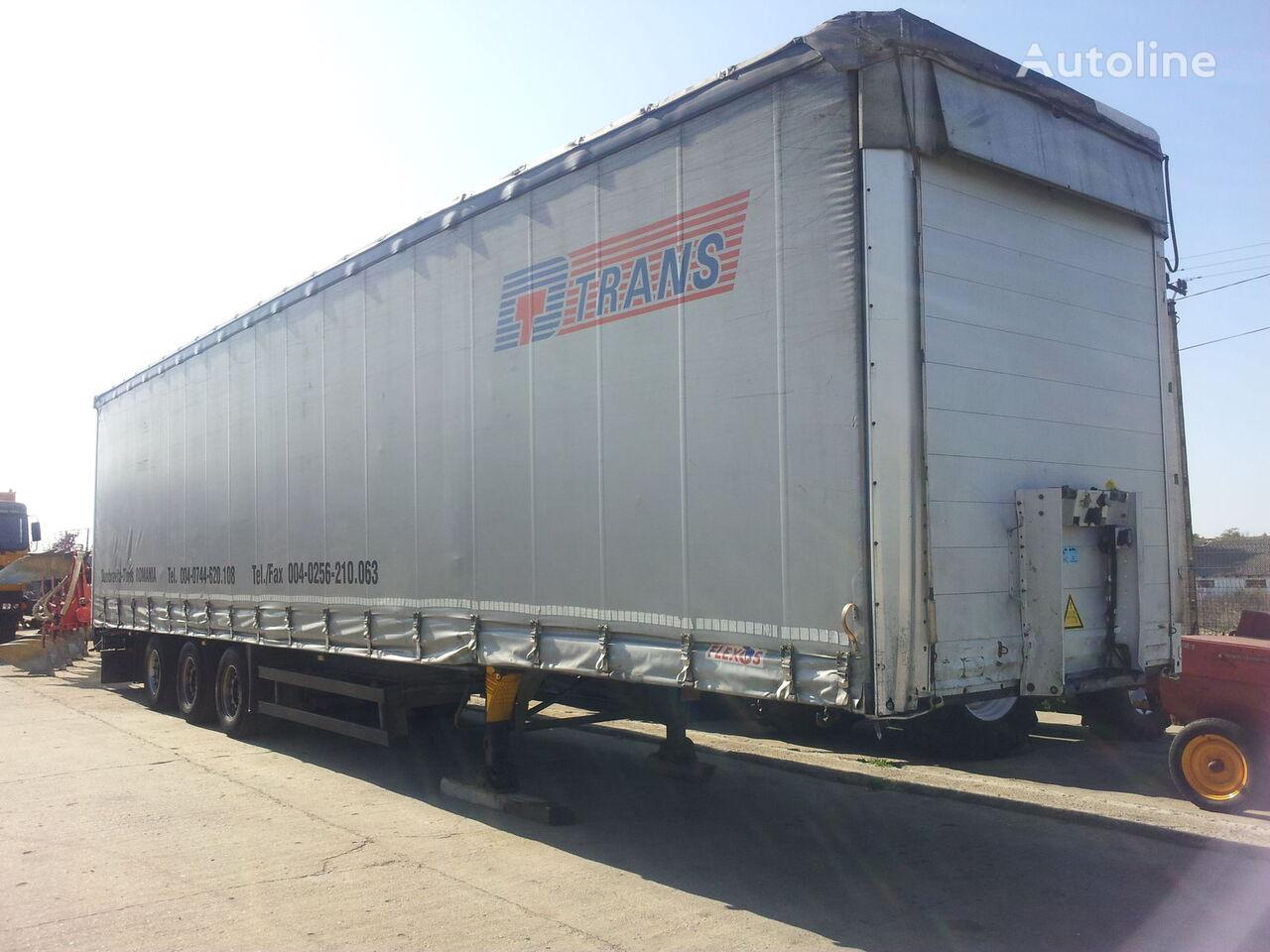 SCHMITZ CARGOBULL Cargobool SO2 curtain side semi-trailer