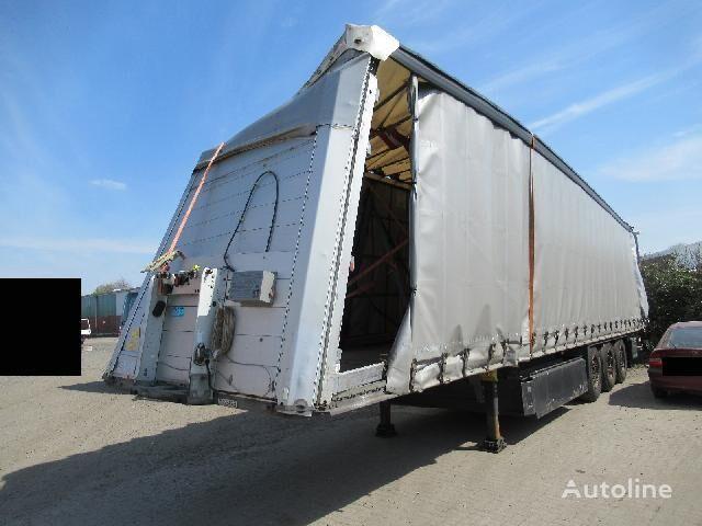 SCHMITZ CARGOBULL  SCS 24/L-13.62  curtain side semi-trailer