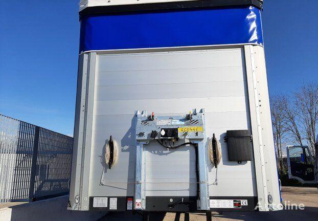 new SCHWARZMÜLLER RH125 POWERLINE curtain side semi-trailer