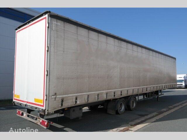SVAN NCH202   curtain side semi-trailer