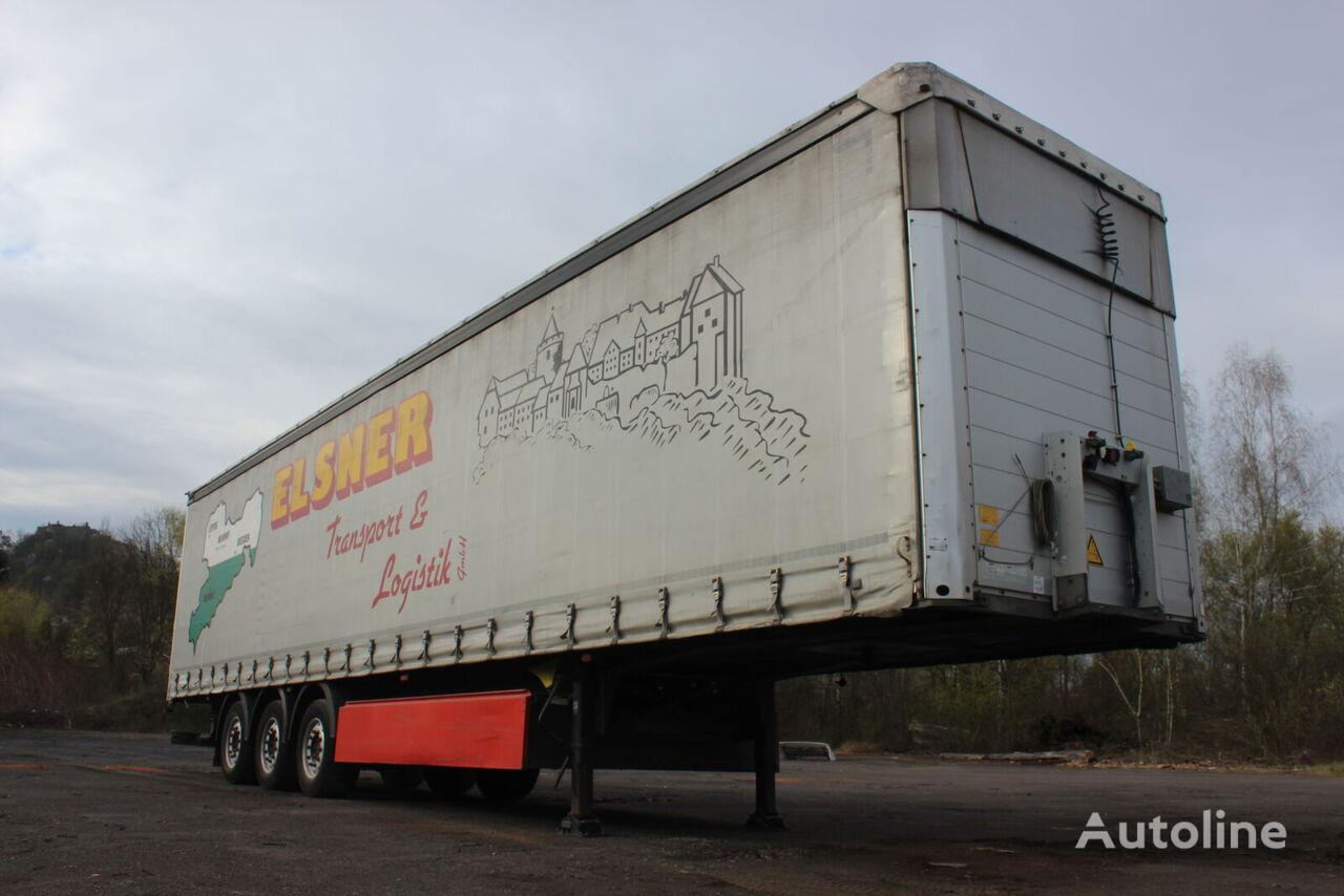 Schmitz curtain side semi-trailer