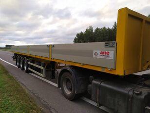 new APS 553102 flatbed semi-trailer