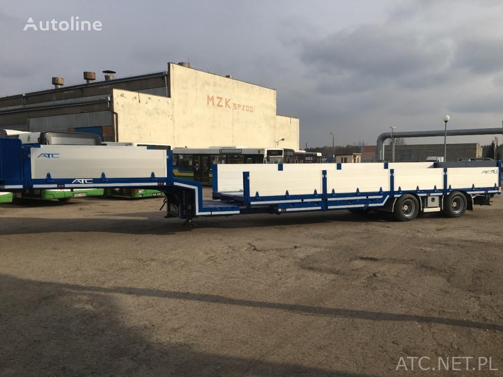 new ATC ANN2_RZB flatbed semi-trailer