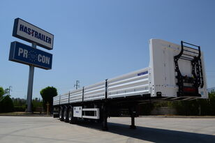 new HASTRAILER 2021 flatbed semi-trailer