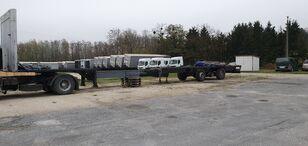 KÖGEL SN24 flatbed semi-trailer