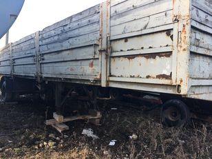 MAZ flatbed semi-trailer