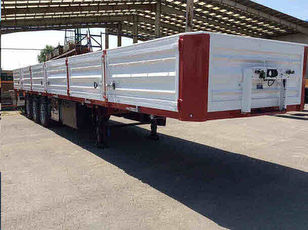new Maral Trailer flatbed semi-trailer