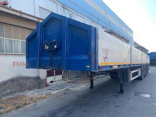 VIBERTI PIANALE CON SPONDA 13 60 flatbed semi-trailer