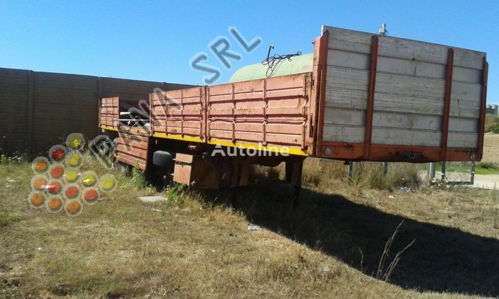 CARDI 503A4 flatbed semi-trailer