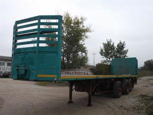 CARDI S67  flatbed semi-trailer