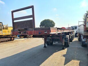 COMETTO XA44DAH flatbed semi-trailer