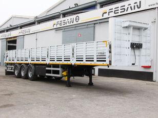 new FESAN PLATFORM TRAILER flatbed semi-trailer