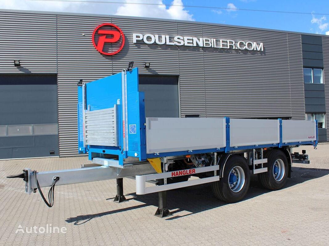 new HANGLER flatbed semi-trailer