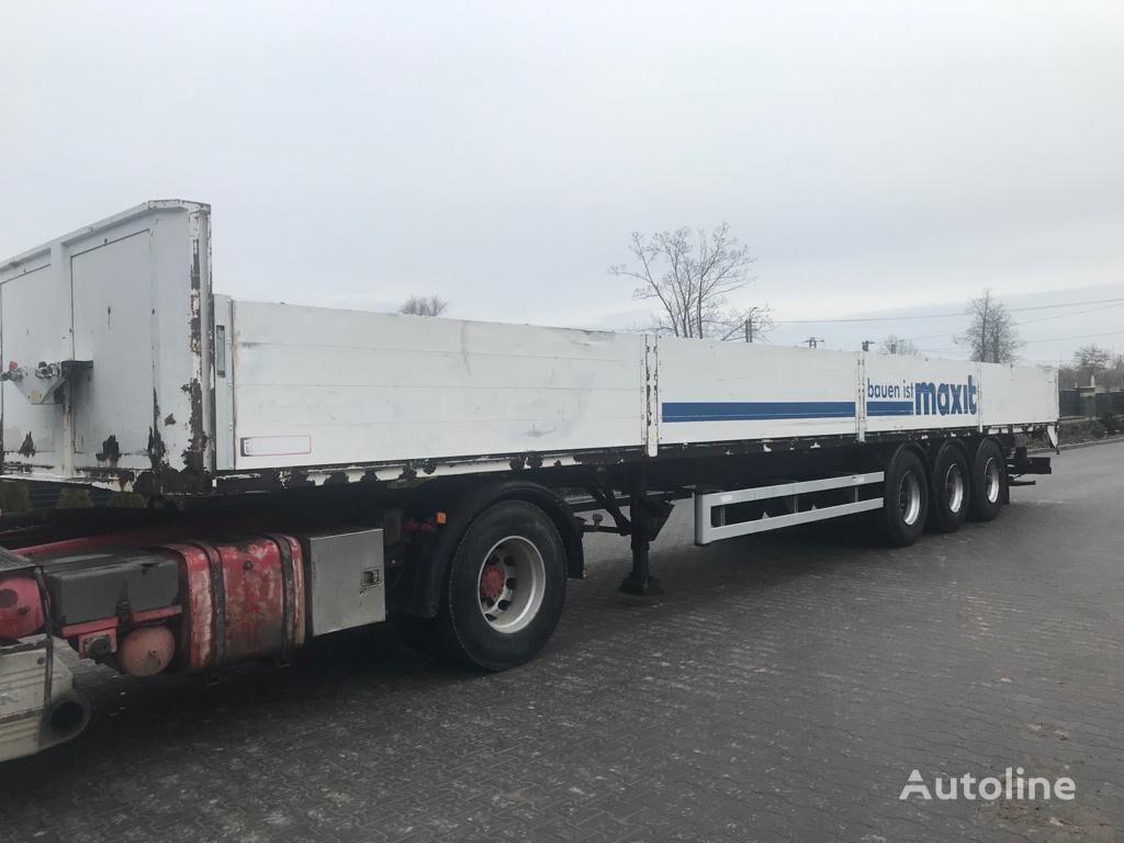 RENDERS N04G31 flatbed semi-trailer