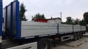 ROLFO S3363ANF-C bj12.1995 Baustoff Plattform mit Bortwande flatbed semi-trailer