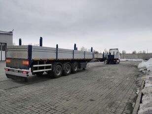new VARZ НПМ 2517 flatbed semi-trailer