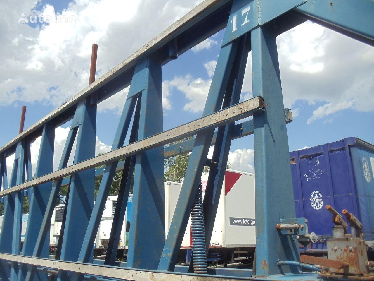 GHEYSEN Panelevoz glass transport semi-trailer