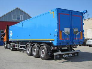 new BODEX SAF 55м3 Гарантія! На складі! Лізинг! Кредит! grain semi-trailer
