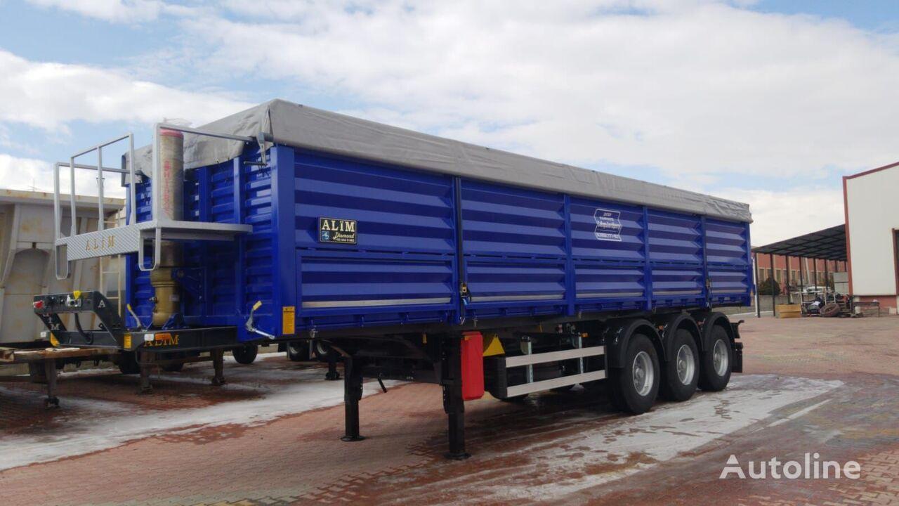 new ALIM grain semi-trailer