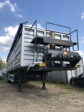 new ALIM ALM1 grain semi-trailer