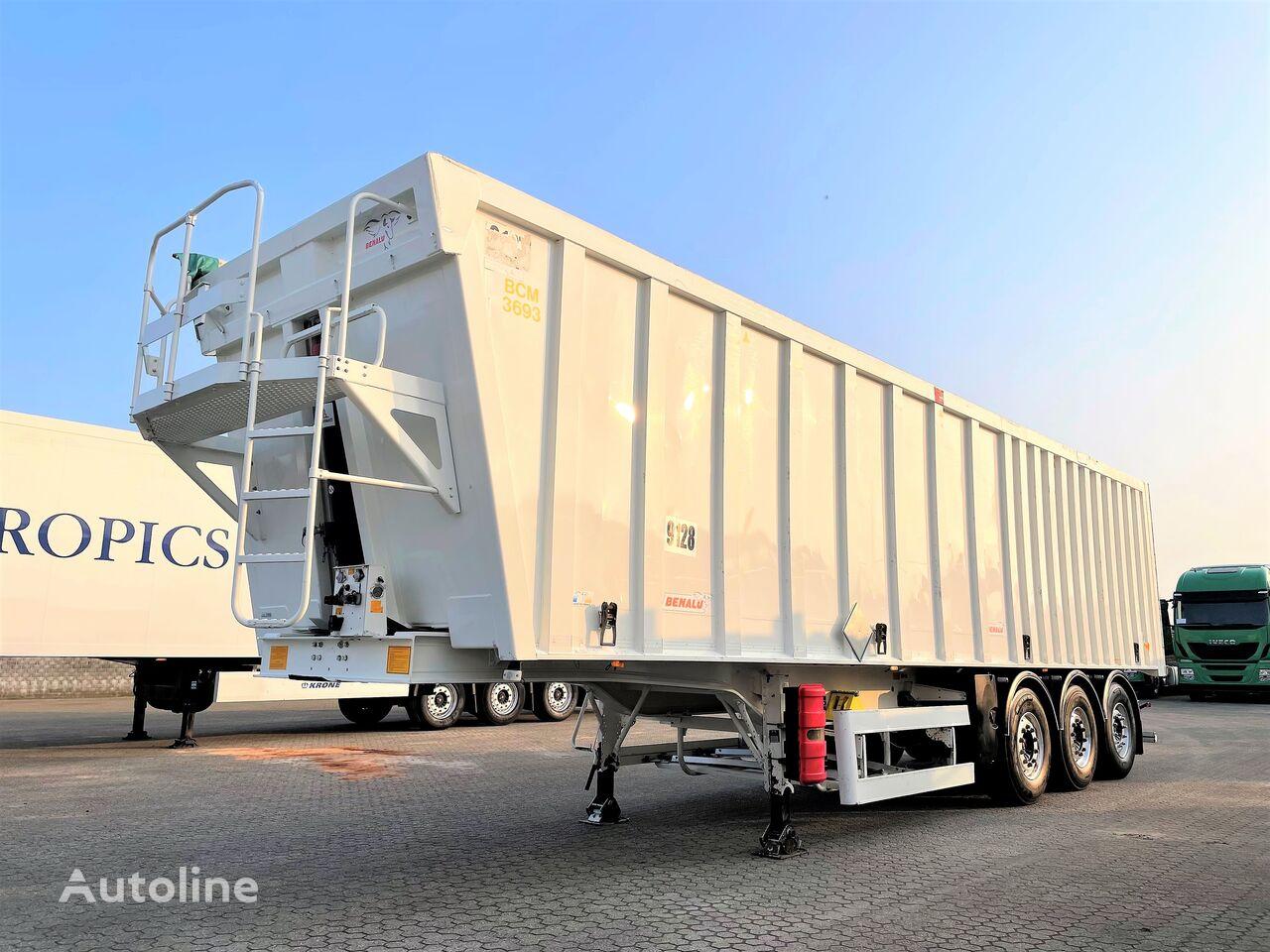 BENALU grain semi-trailer