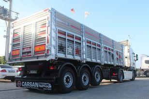 new CARSAN CTS11 grain semi-trailer