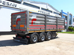 new FESAN FE - ZERNOVOZ grain semi-trailer