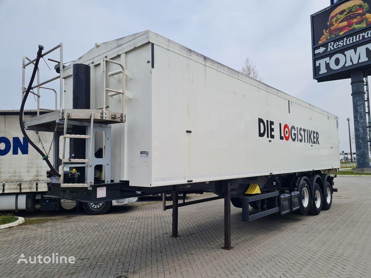 LANGENDORF SK / 53 m3 / DE BRIF grain semi-trailer
