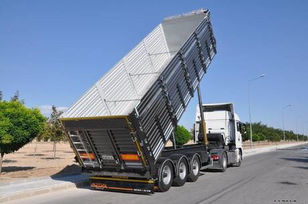 new NURSAN trailer grain semi-trailer