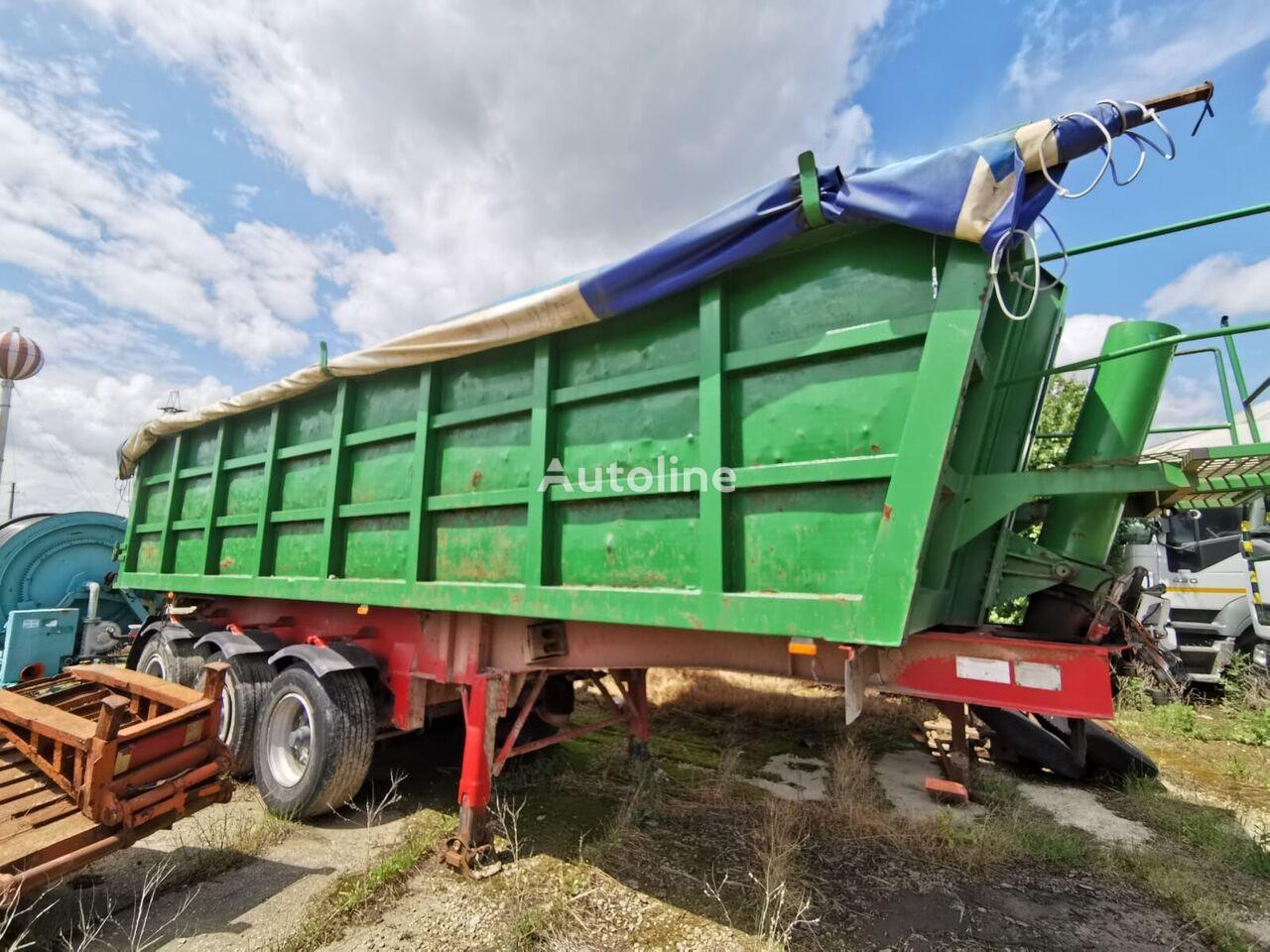 S380 grain semi-trailer